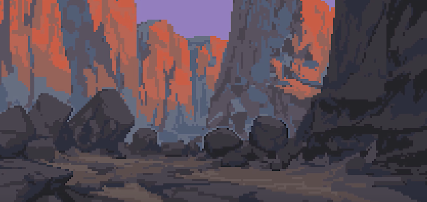 A Quick And Dirty Guide To Creating Pixel Art David Byttow Medium