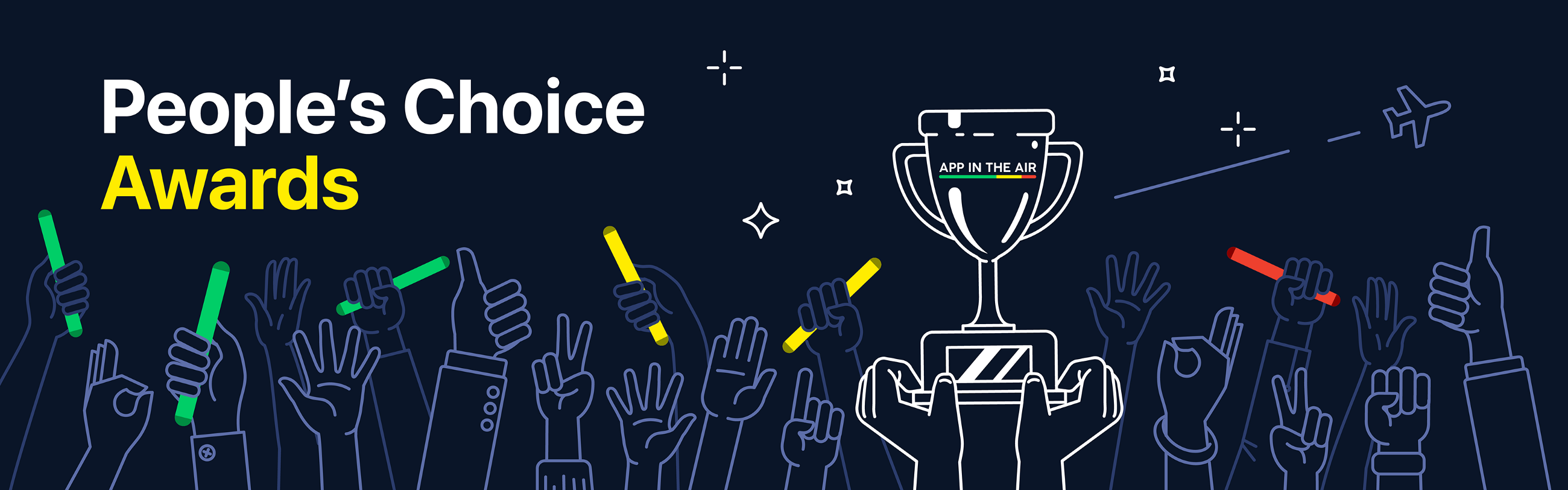 Introducing App in the Air's People's Choice Awards Help us Nominate!