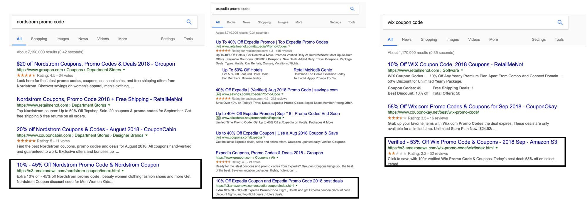 How One Website Exploited Amazon S3 to Outrank Everyone on Google