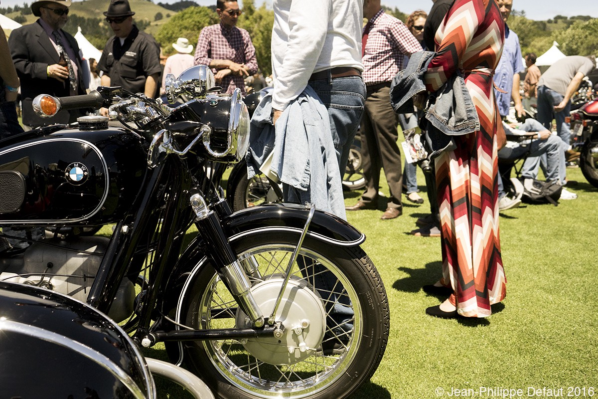 The Quail Motorcycle Gathering 2016 Carmel California