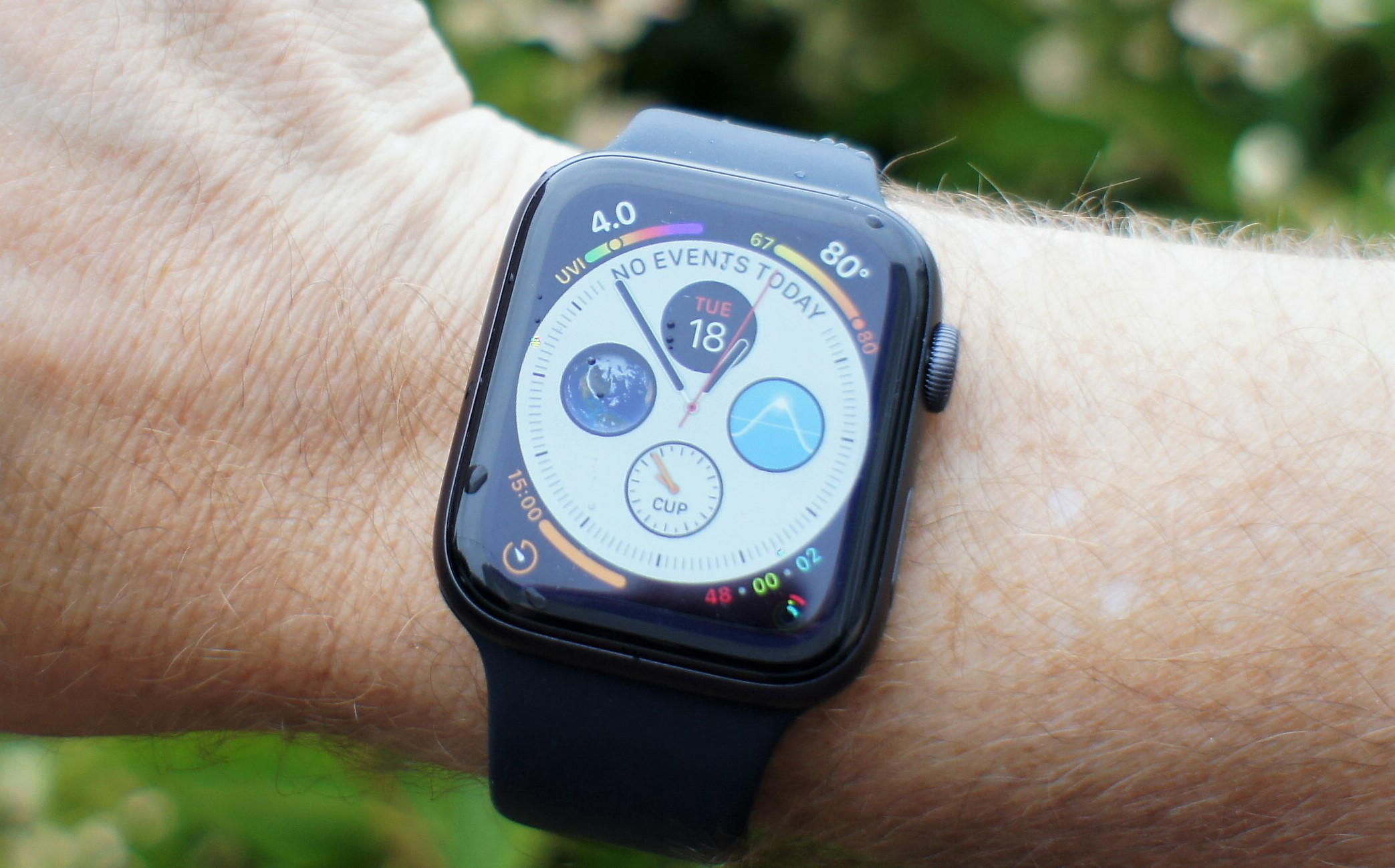 5f5d121bb358 Apple Watch Series 4 Pushes Smart Watch Technology Closer to Perfection