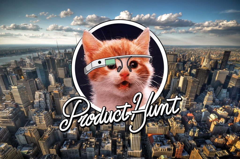 We're featured on ProductHunt!