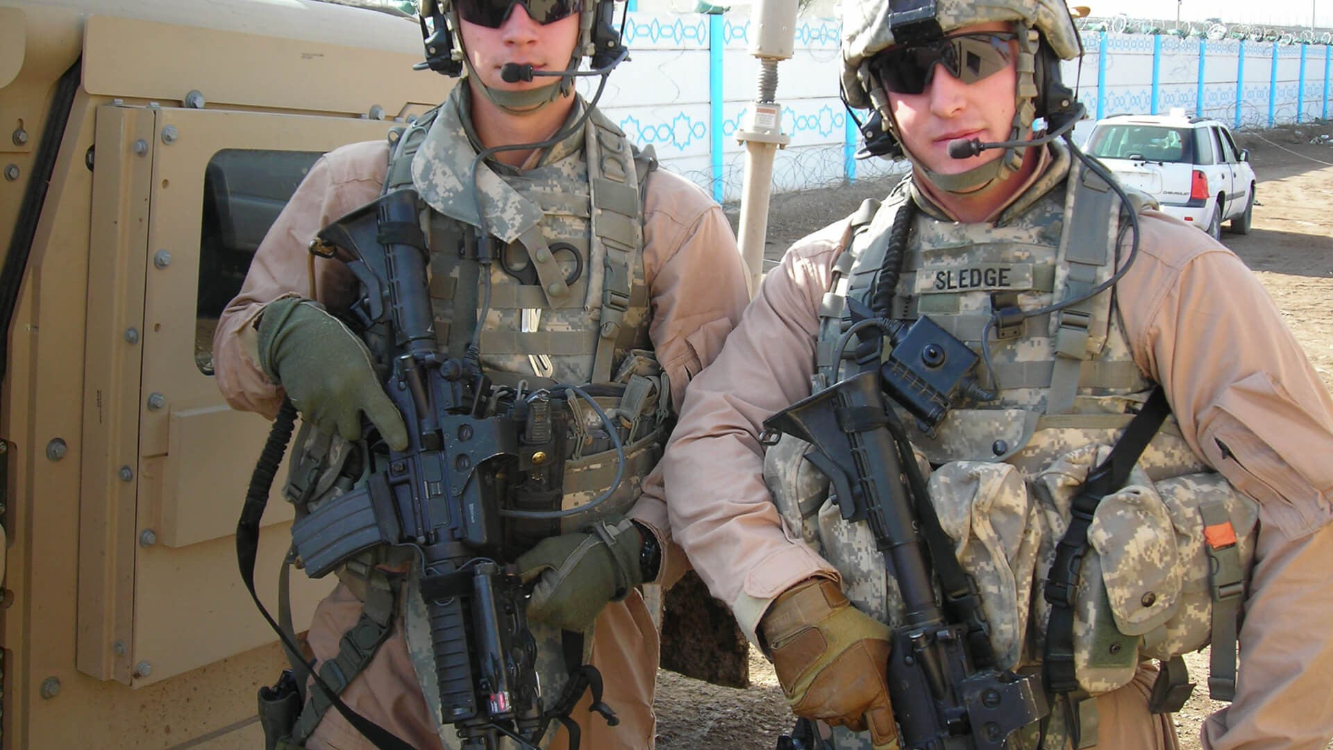 If Very People Were Training In Iraq >> Honest Thoughts From A Veteran About Gun Control And Mental Health