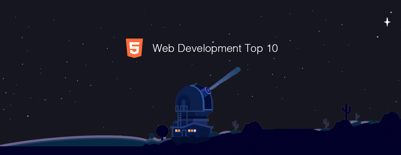 Web Development Top 10 Articles for the Past Month (v.June 2017)