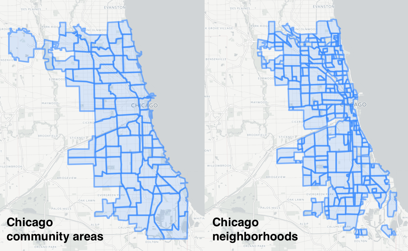 Ask Cityscape Where Do Your Neighborhood Maps Come From