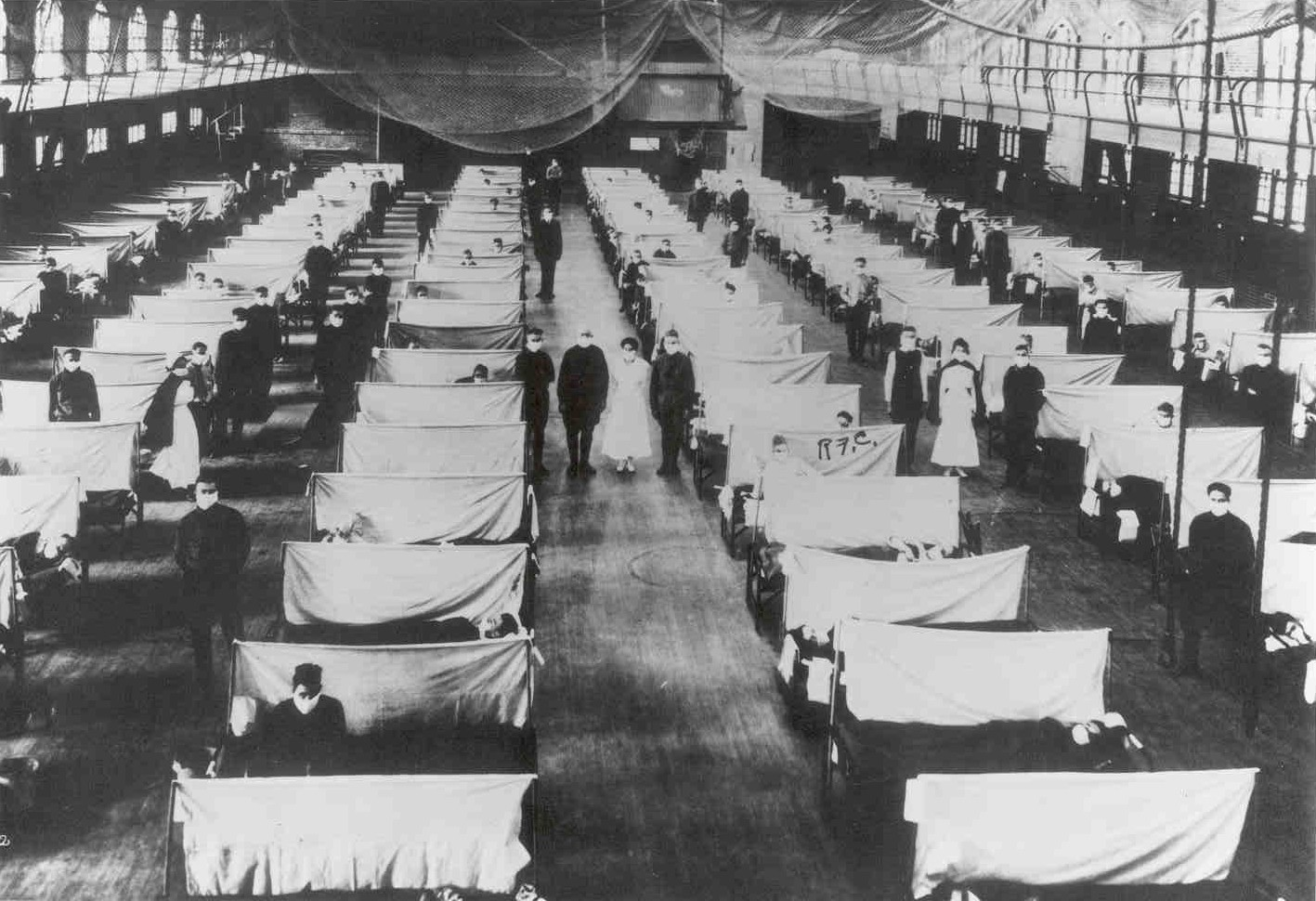 Influenza: How the Great War helped create the greatest pandemic ever known