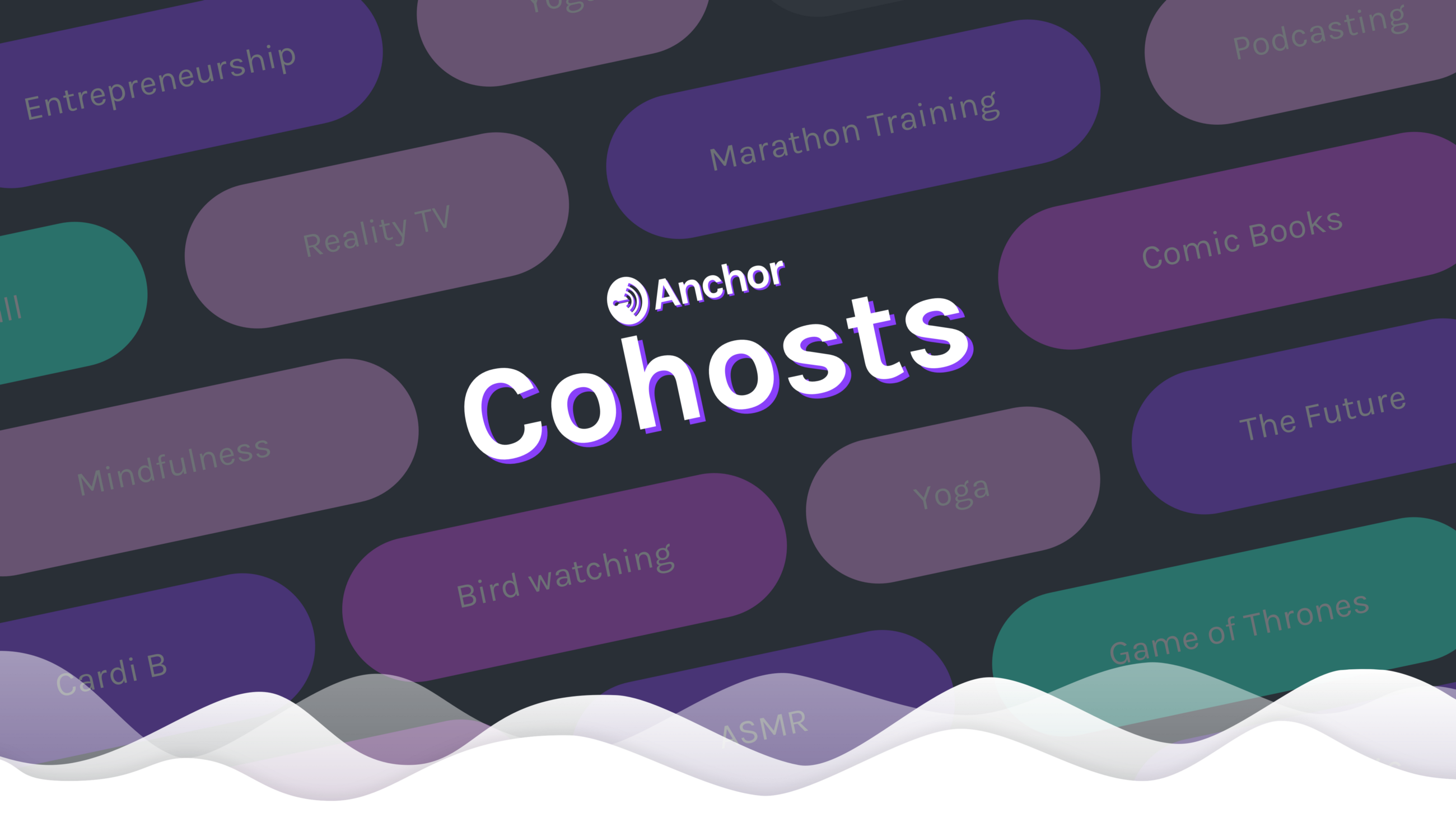 Introducing Anchor Cohosts: the easiest way to find someone to record your podcast with