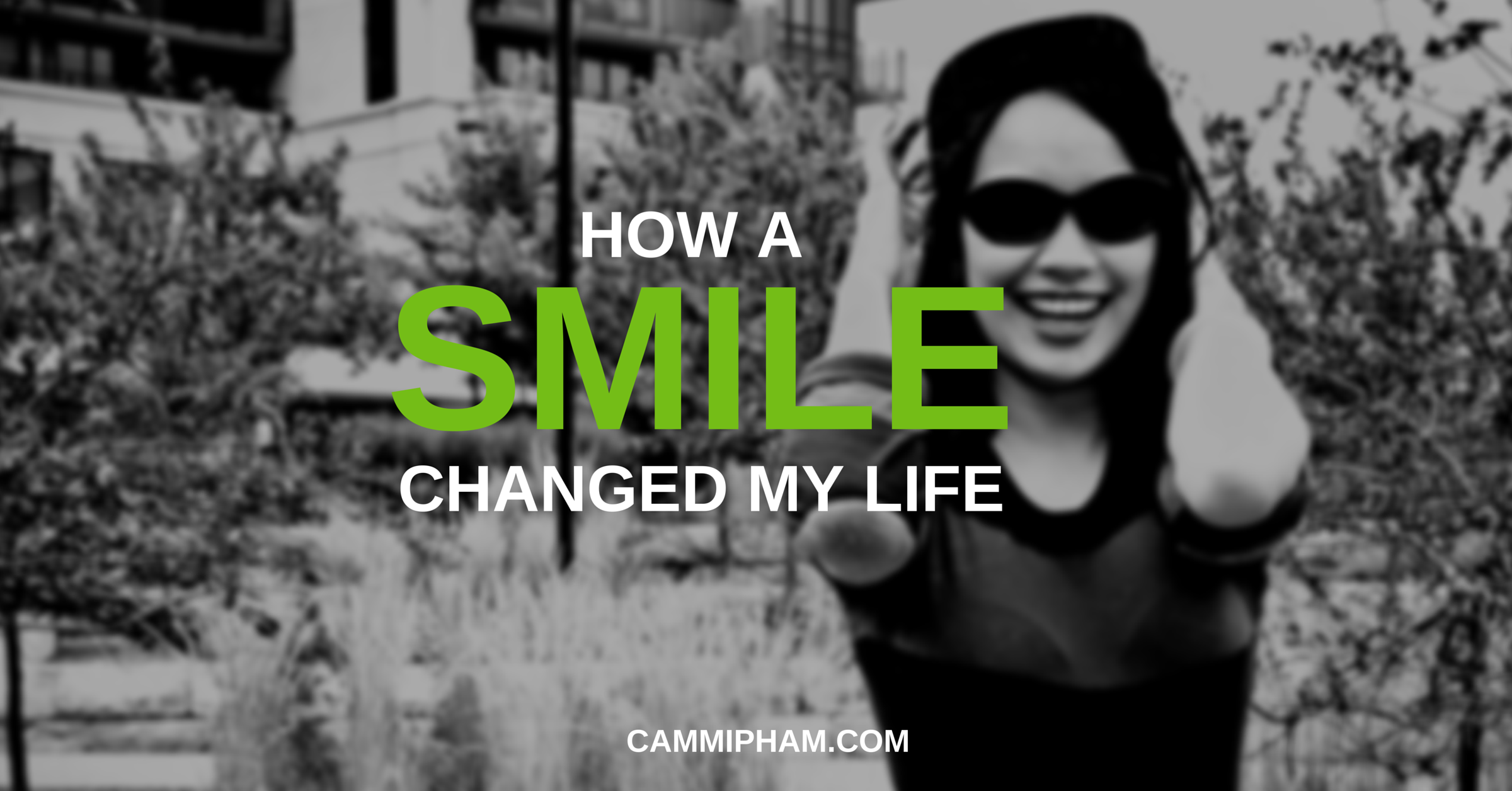 How A Smile Changed My Life The Unlearner Medium