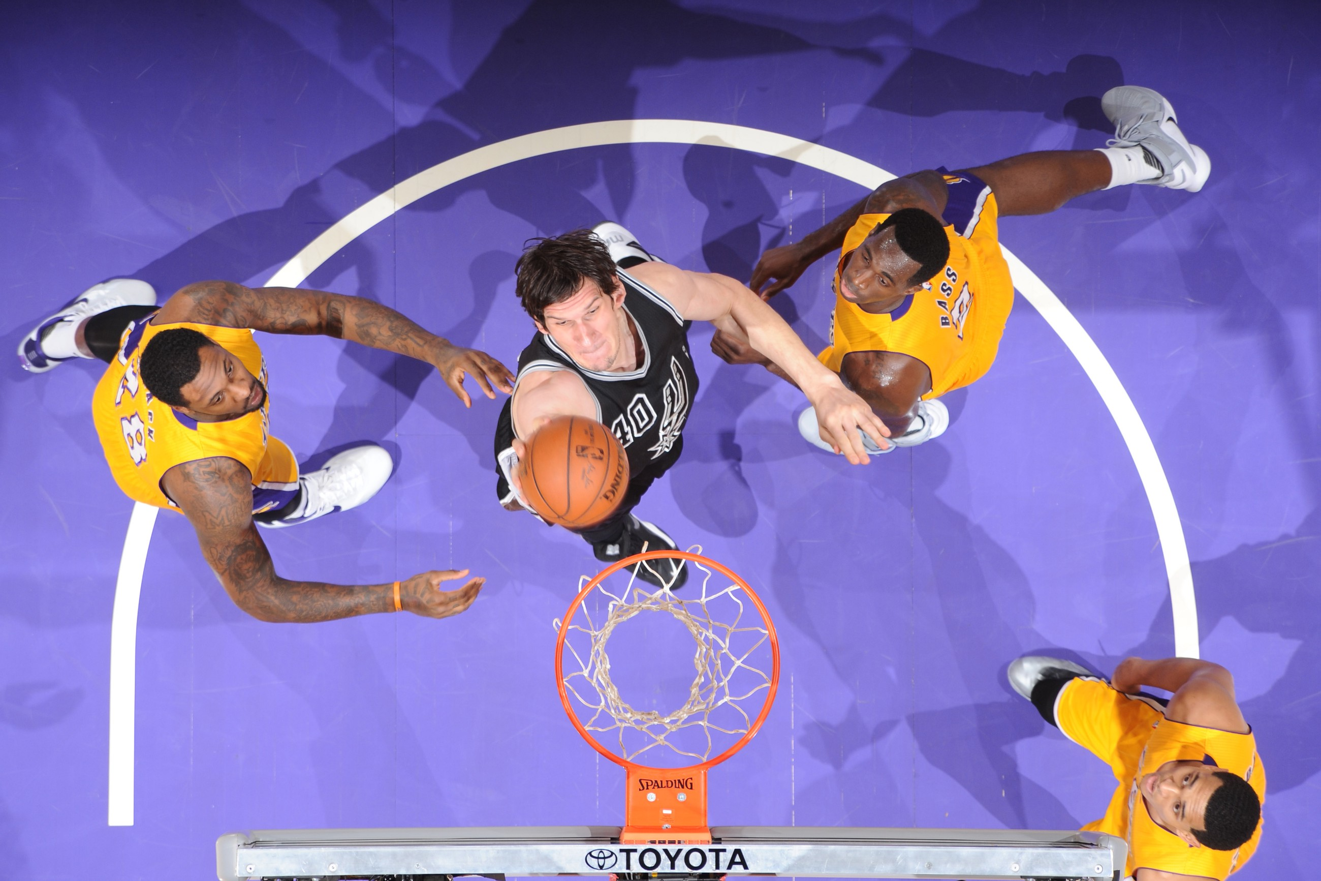 Is Boban The Best Rookie In Nba History No But The Cauldron
