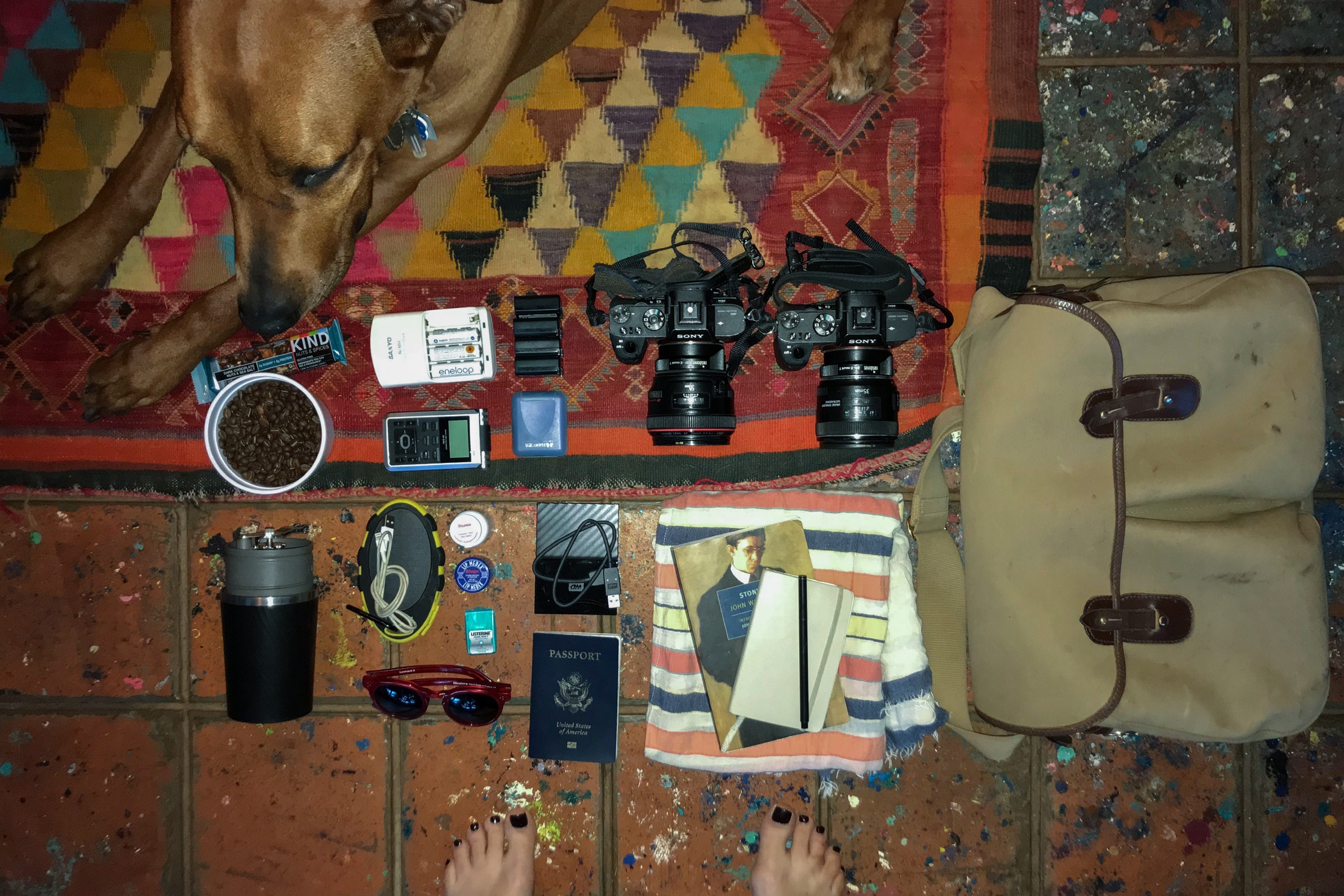 c02b355c5a What s in your bag  VII photographers show us their gear