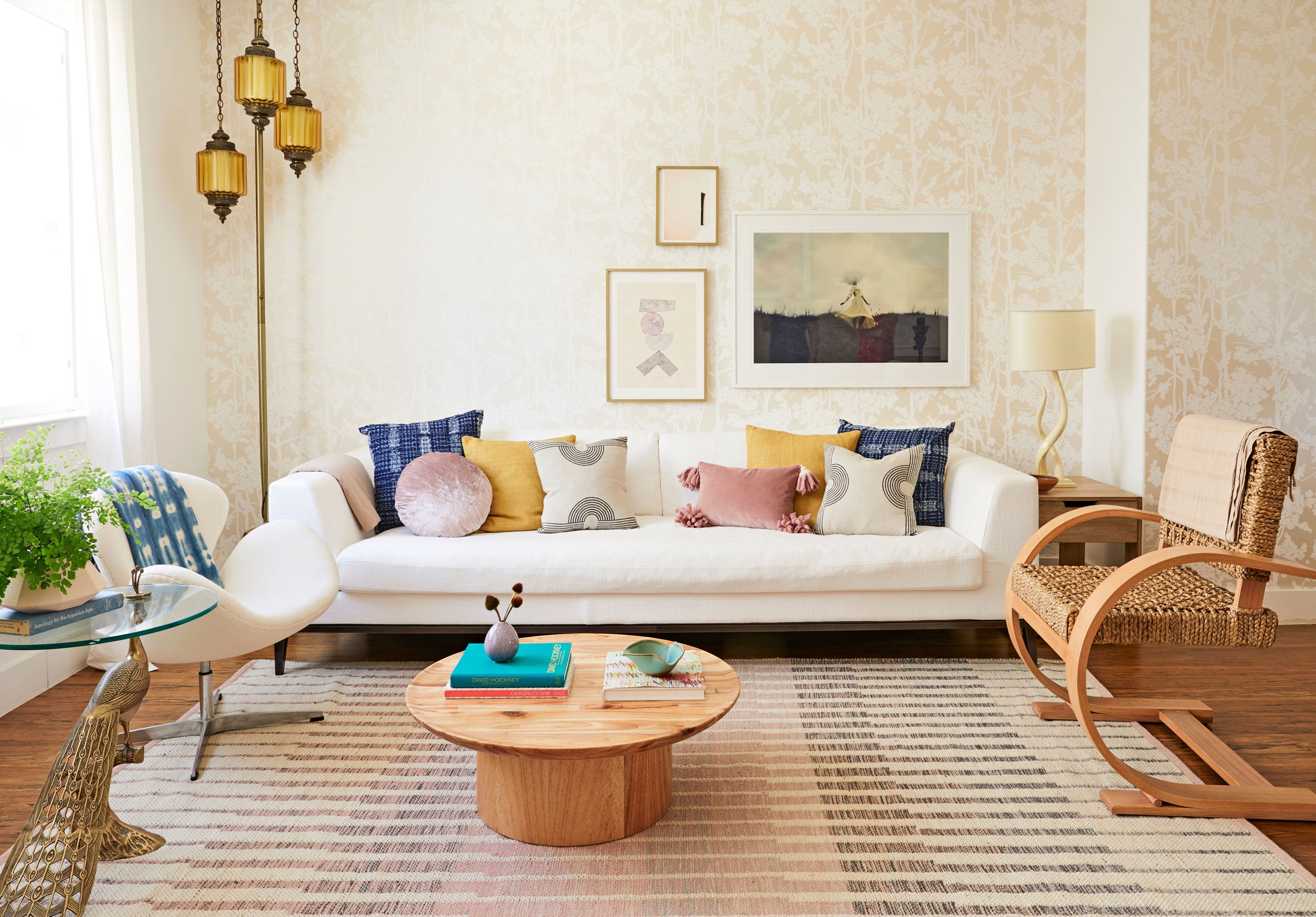 Step Inside A Bohemian Style Home In Austin