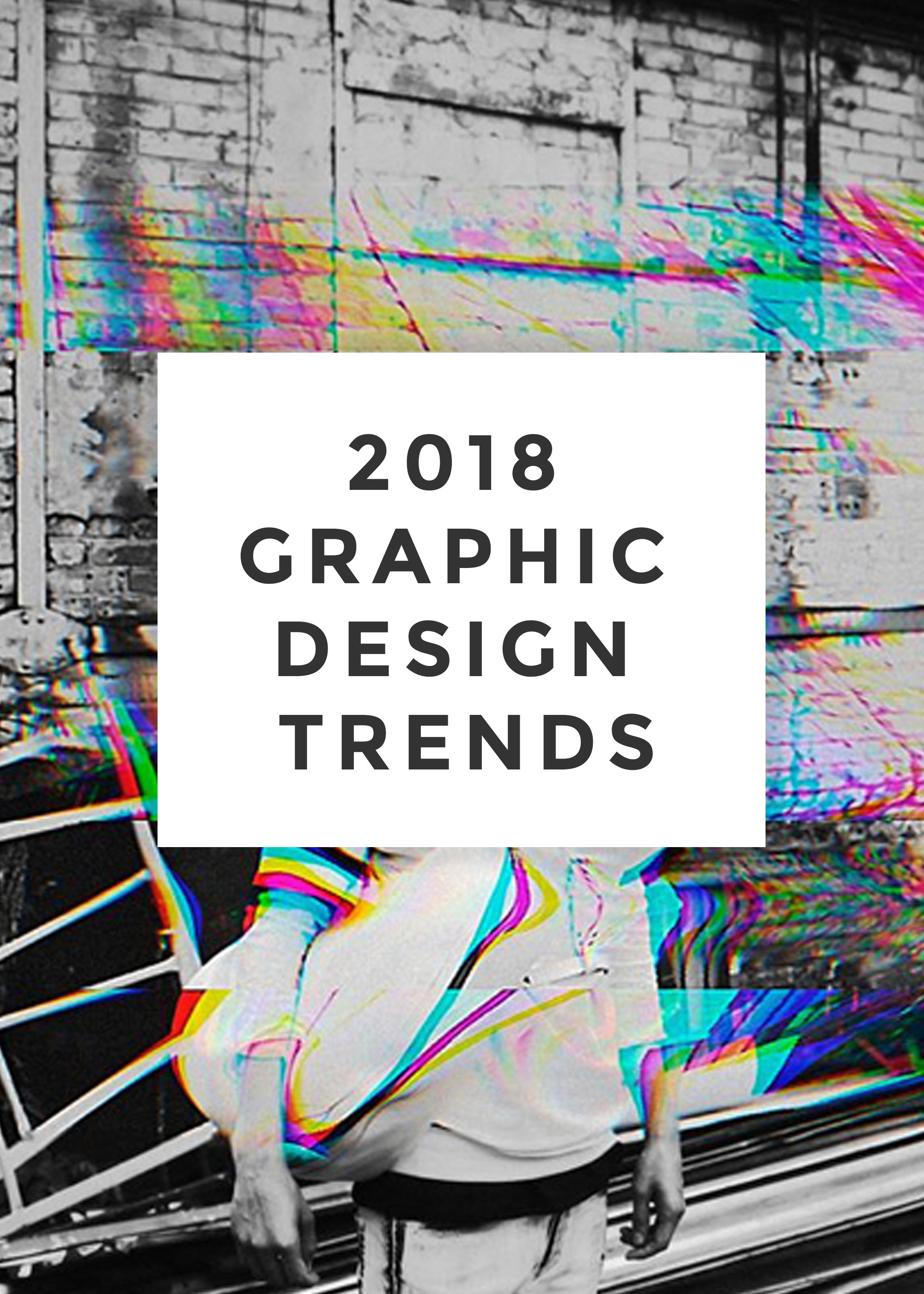 Trendy Graphic Design: 2018 Graphic Design Trends