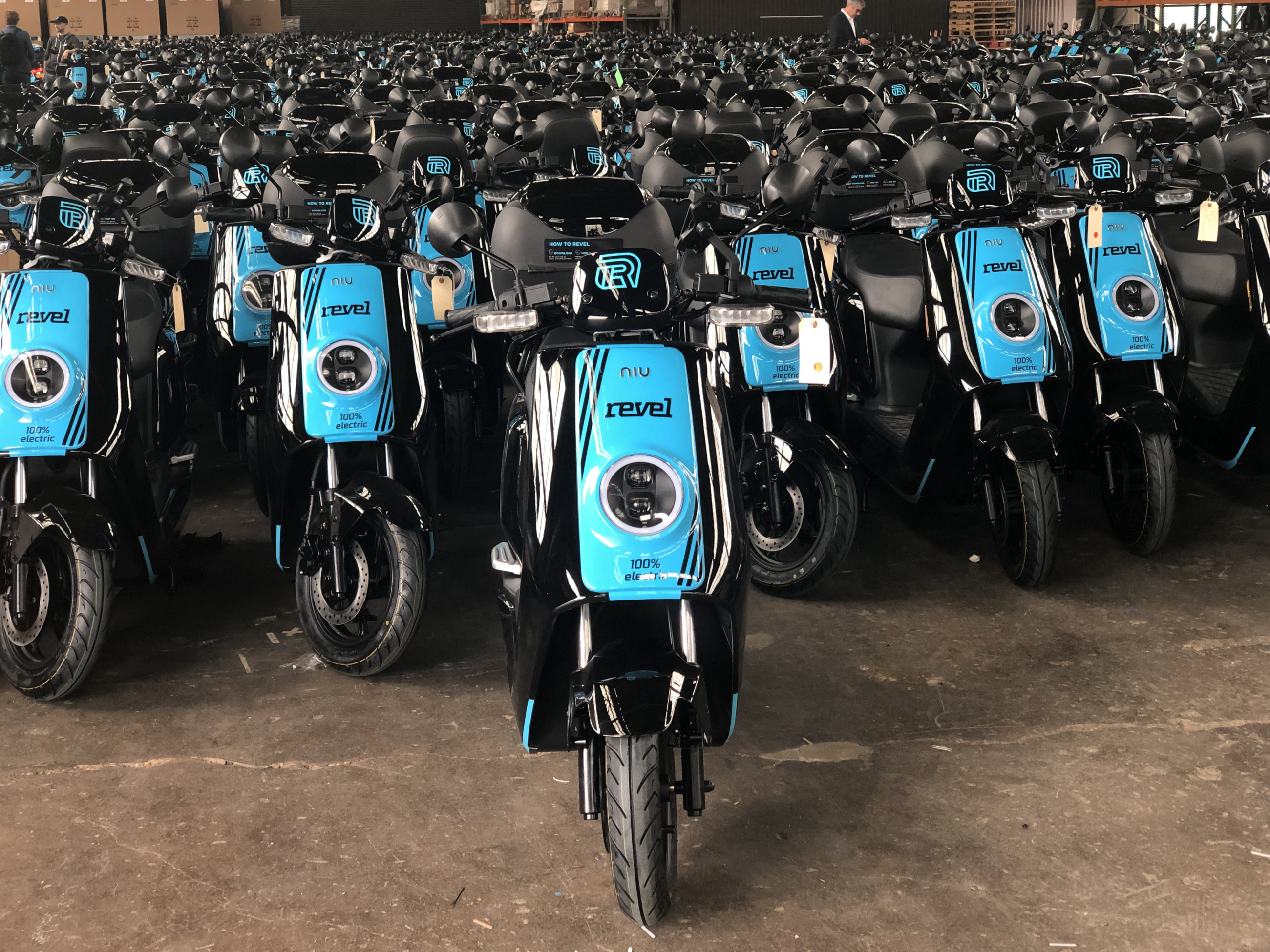 Maniv is Reveling in Micromobility