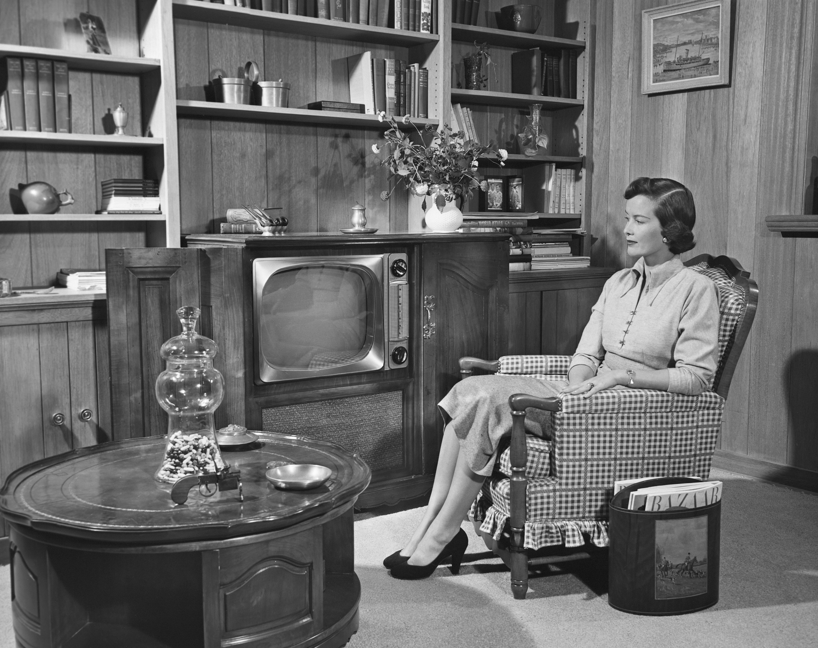 When Tv Executives Wanted To Woo 1950S Housewives, They -6914