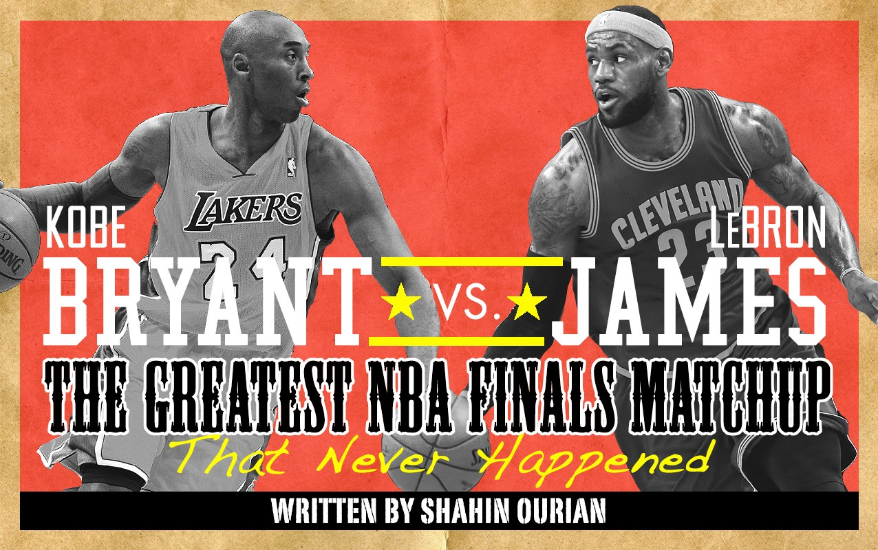 bee897d3934 Ever since Kobe Bryant became one of the NBA s top all-stars and LeBron  James entered the league in 2003 fans began debating which was truly the  better ...