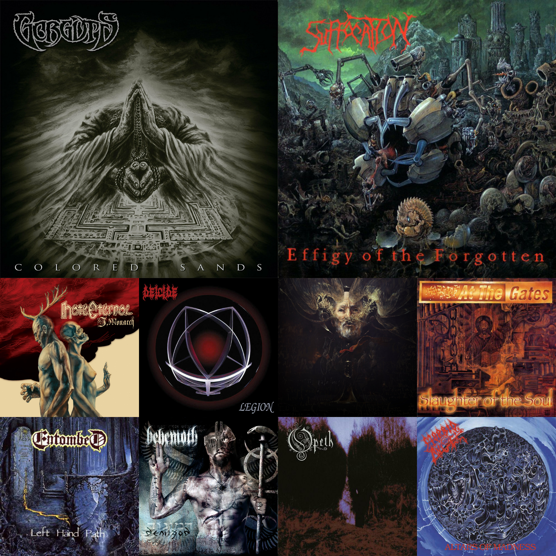 the best melodic death metal bands