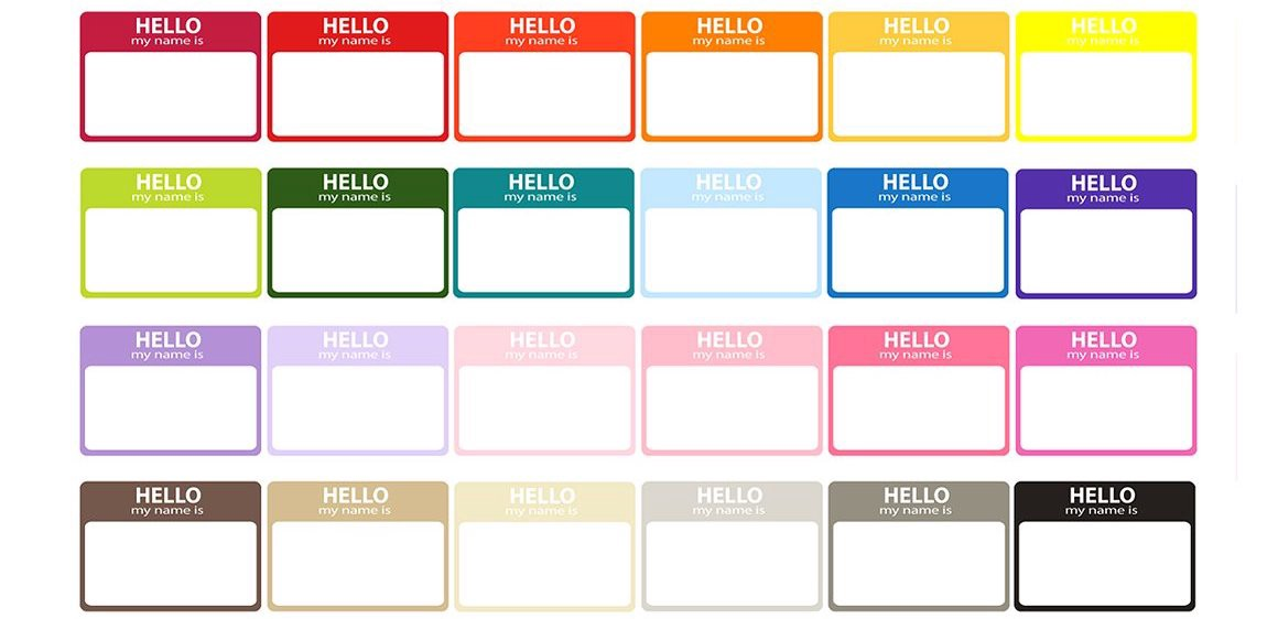 """Dear (Cis) People Who Put Your Pronouns On Your """"Hello My Name Is"""" Name Tags"""