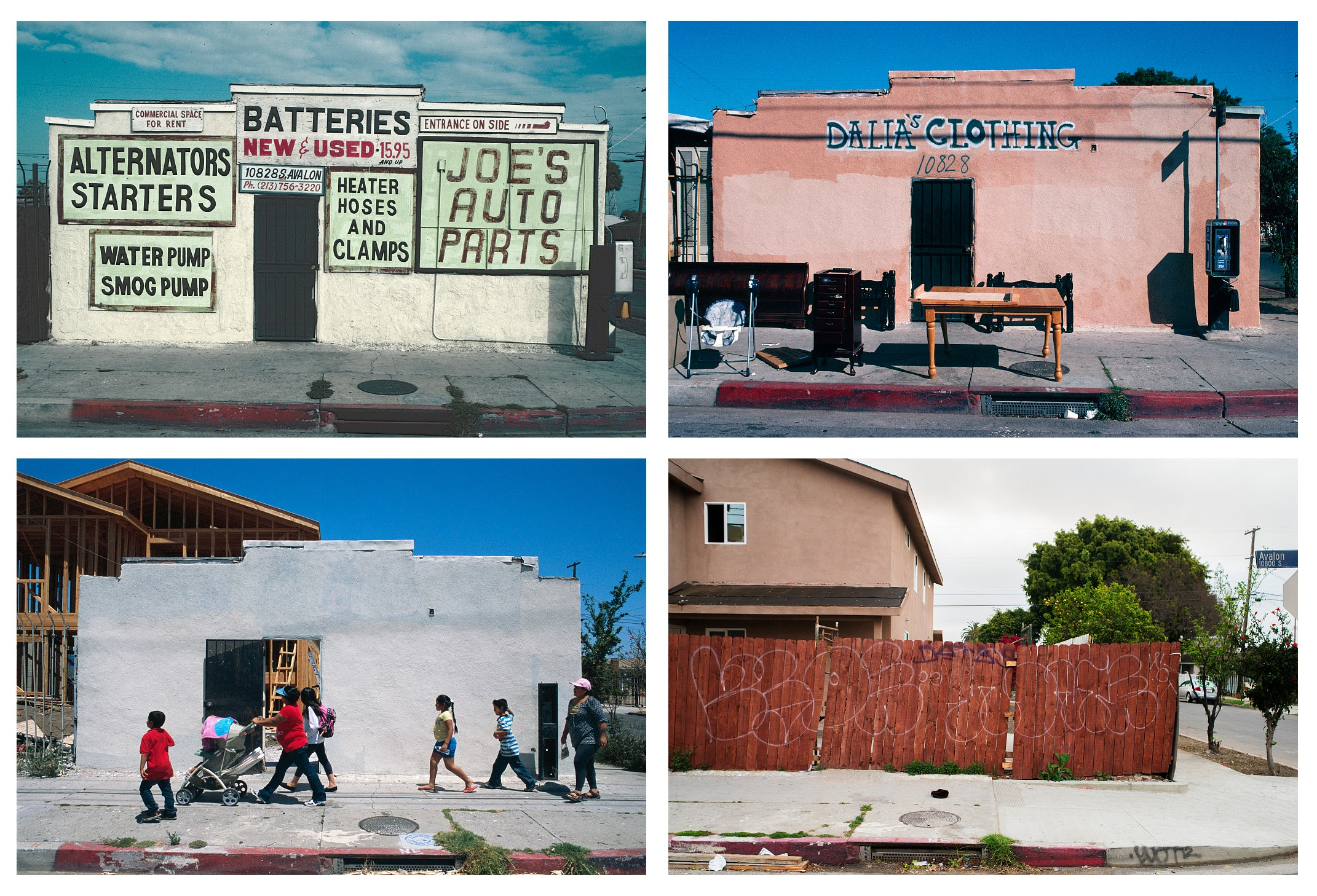 Photos: What does it look like to stand in the same spot for 40 years?