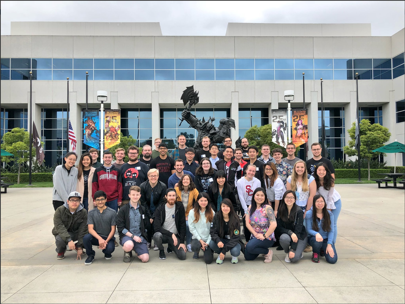 Being A Blizzard Intern The Path Bri Delgado Medium
