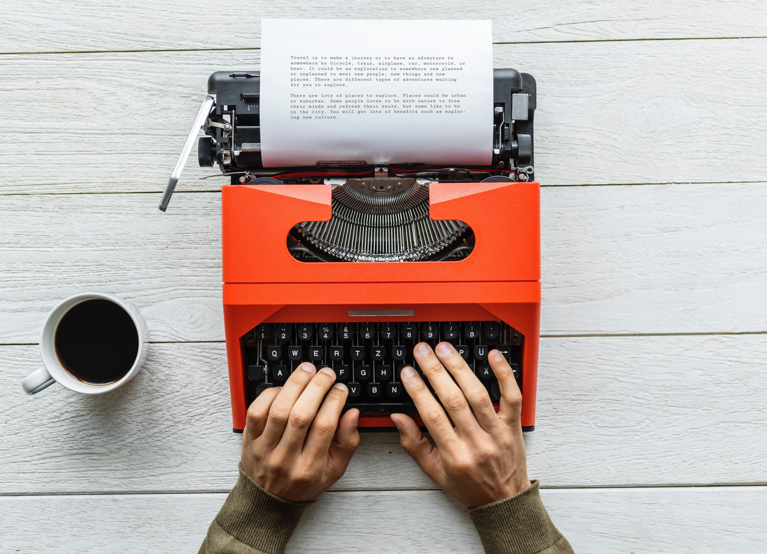 How to Get Started Writing a Story