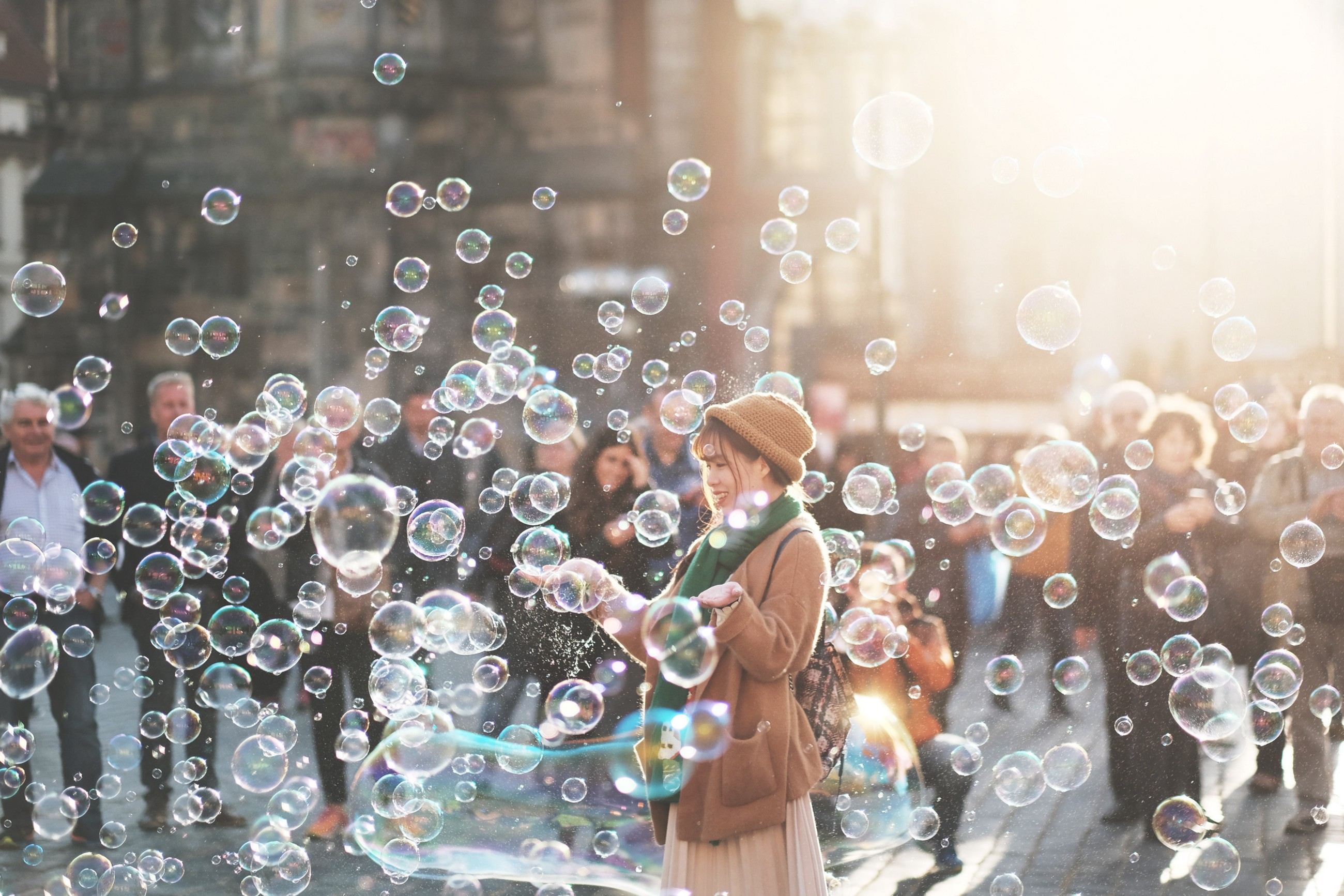 How Big Is Bubble Big Enough To Crash >> How Do Financial Bubbles Really Work The Startup Medium
