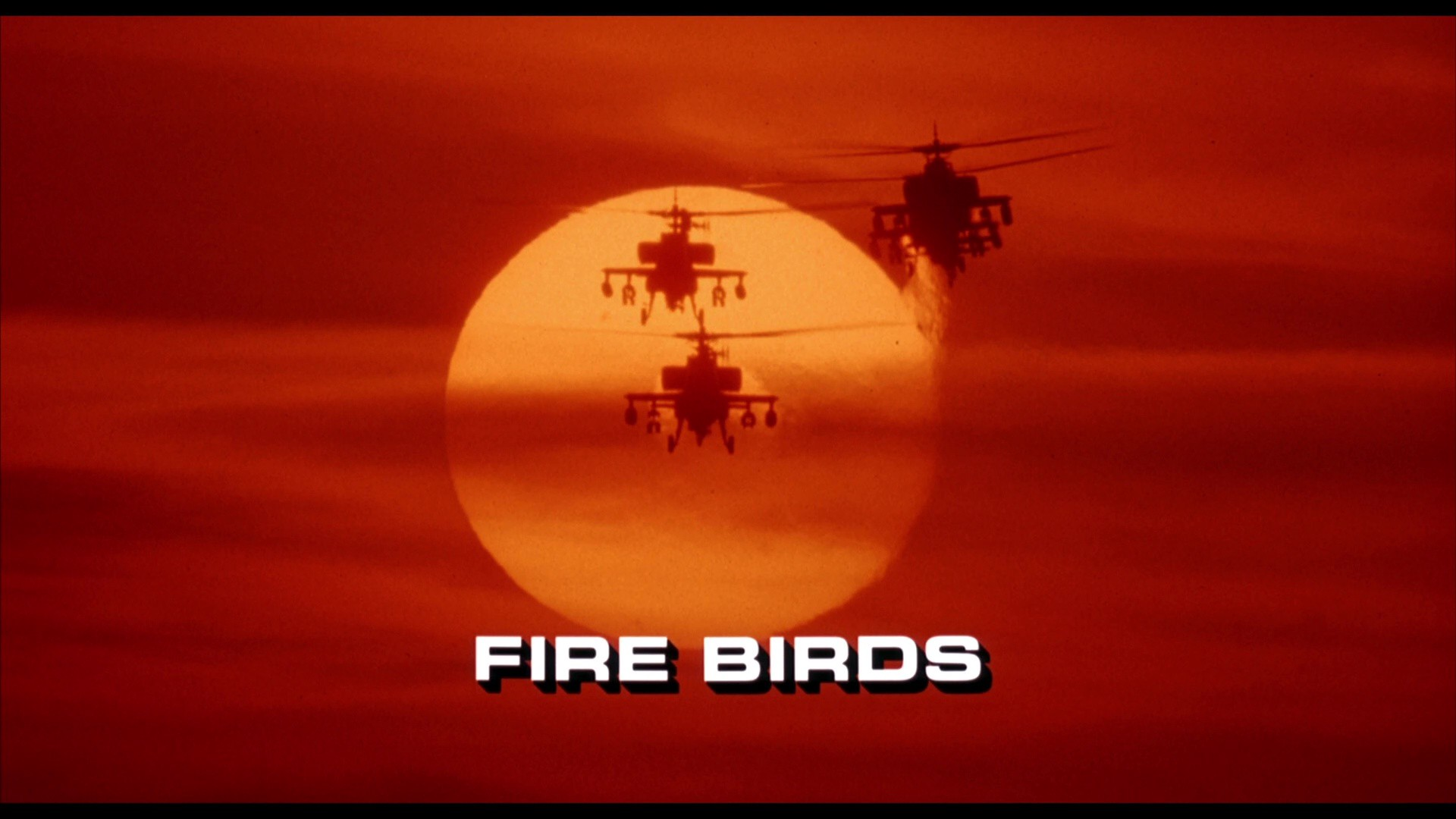 fire birds 1990 full movie
