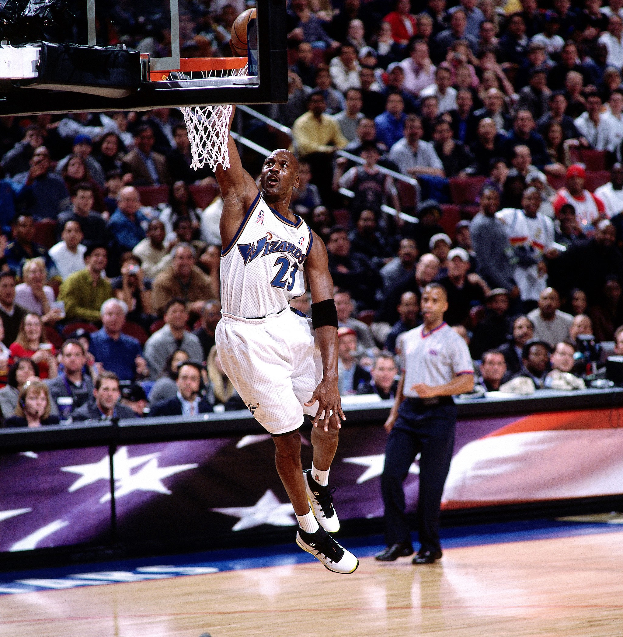 761586e5ed3 Michael Jordan's Performance as a Wizard Was Far Better Than You Remember
