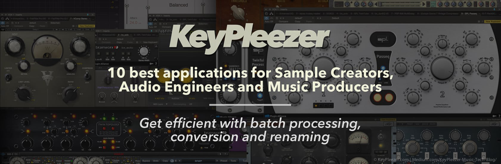 normalizer music definition