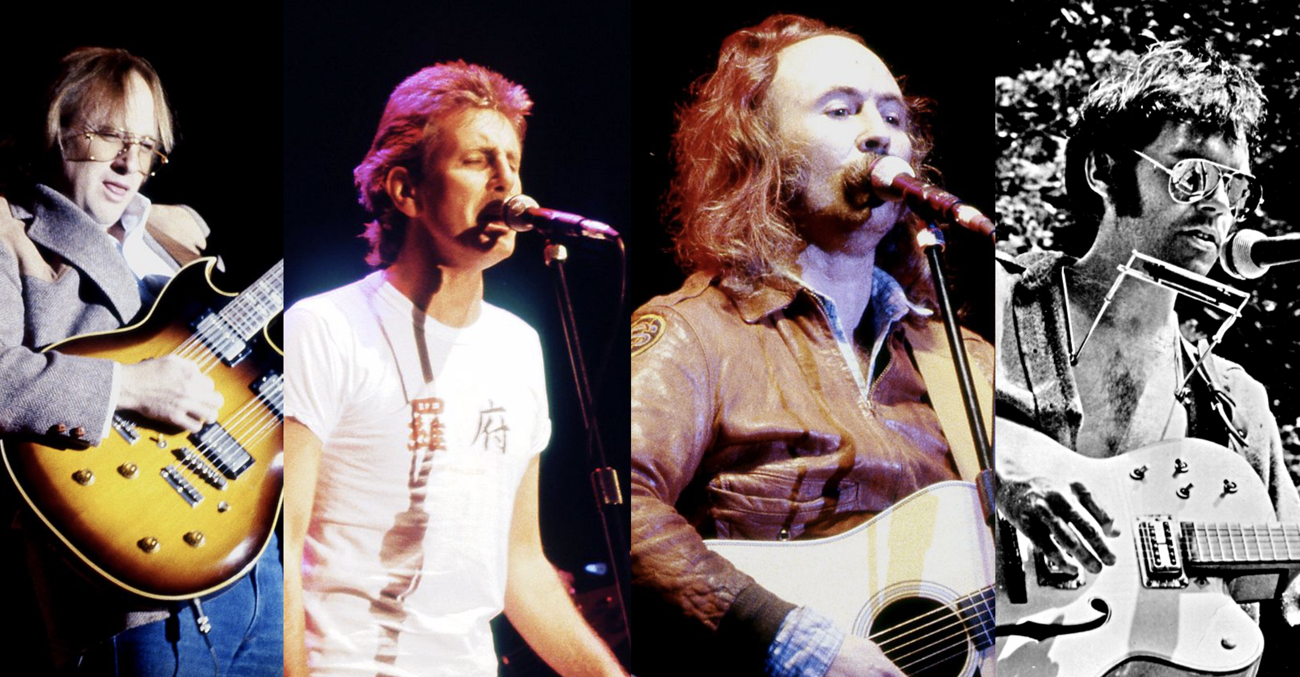 Over 50 Years of Crosby, Stills, Nash, & Young