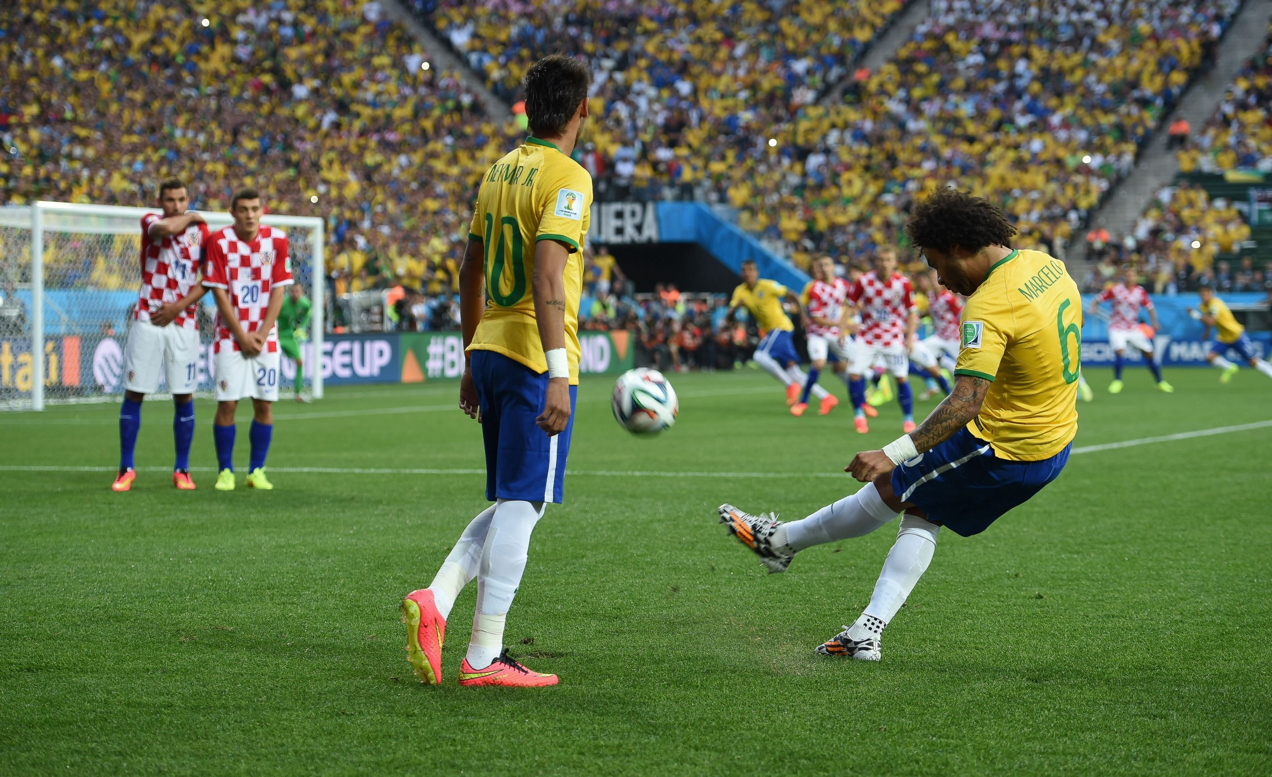211732b054d The 2018 FIFA World Cup kicks-off on June 14 in Russia. The quadrennial  international soccer showcase features 32 teams from around the globe  competing for ...