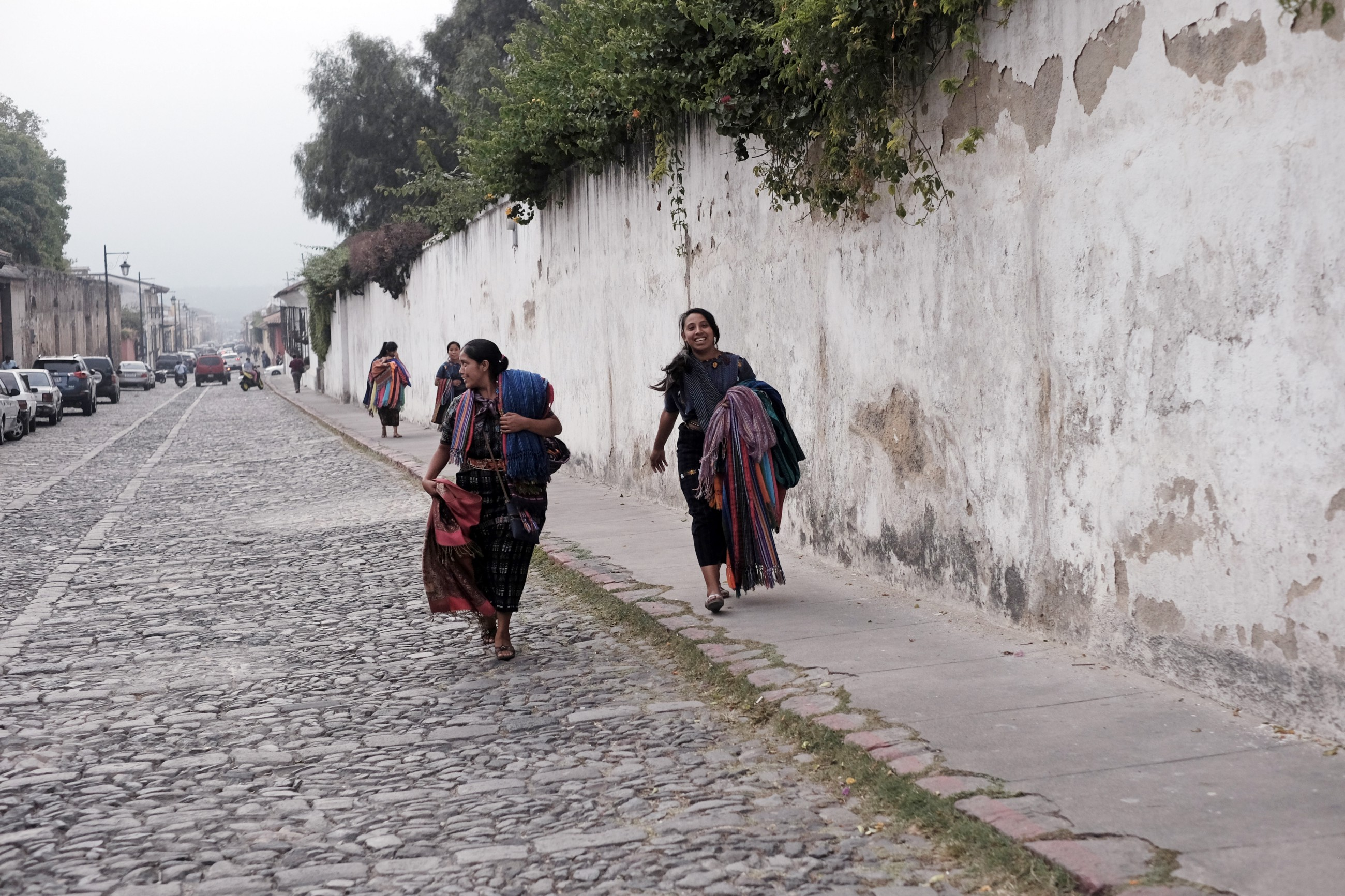 Are Handicrafts Intellectual Property These Guatemalan Women Think So