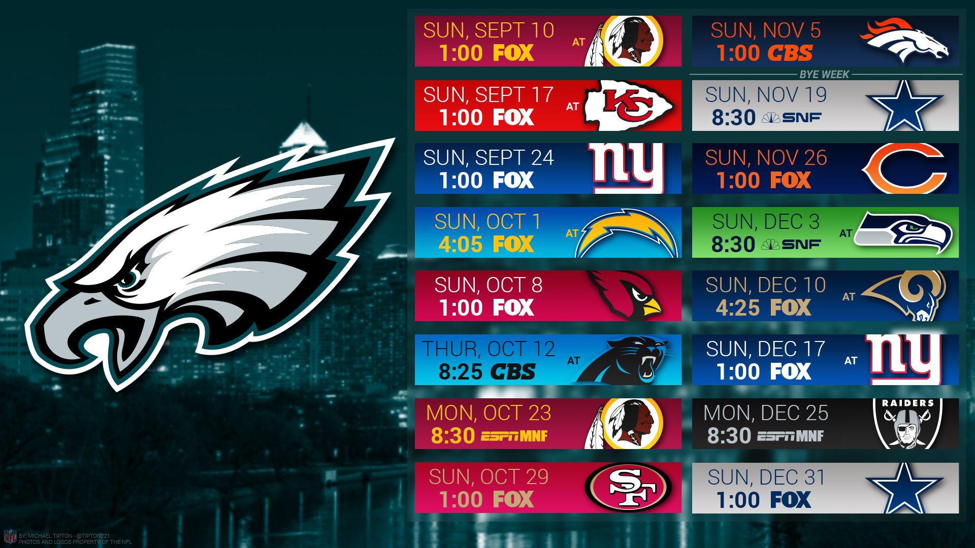"5b4ca56e613 ""Eagles have the hardest schedule in NFL"" (Do you agree )"