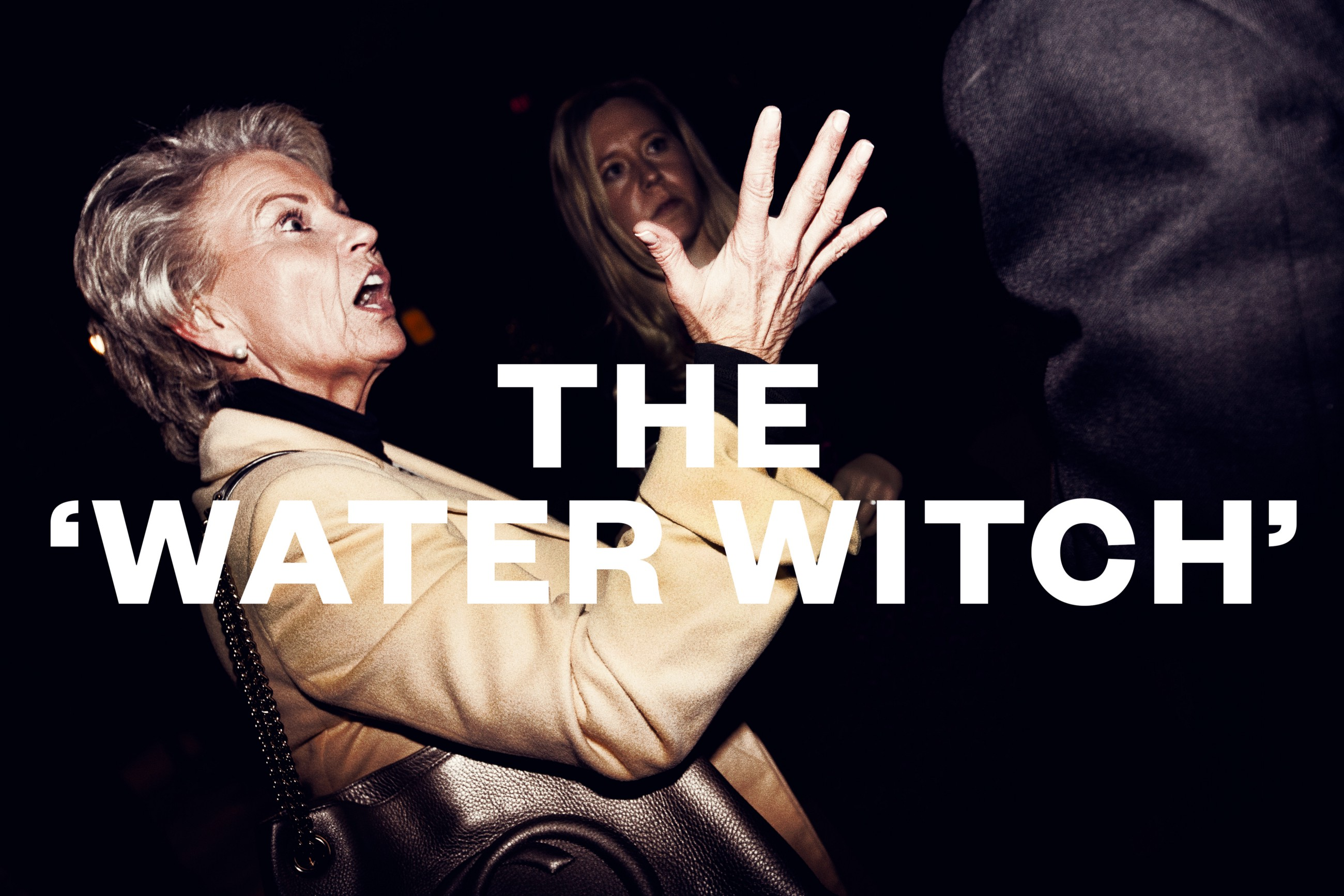 The Water Witch Matter Medium
