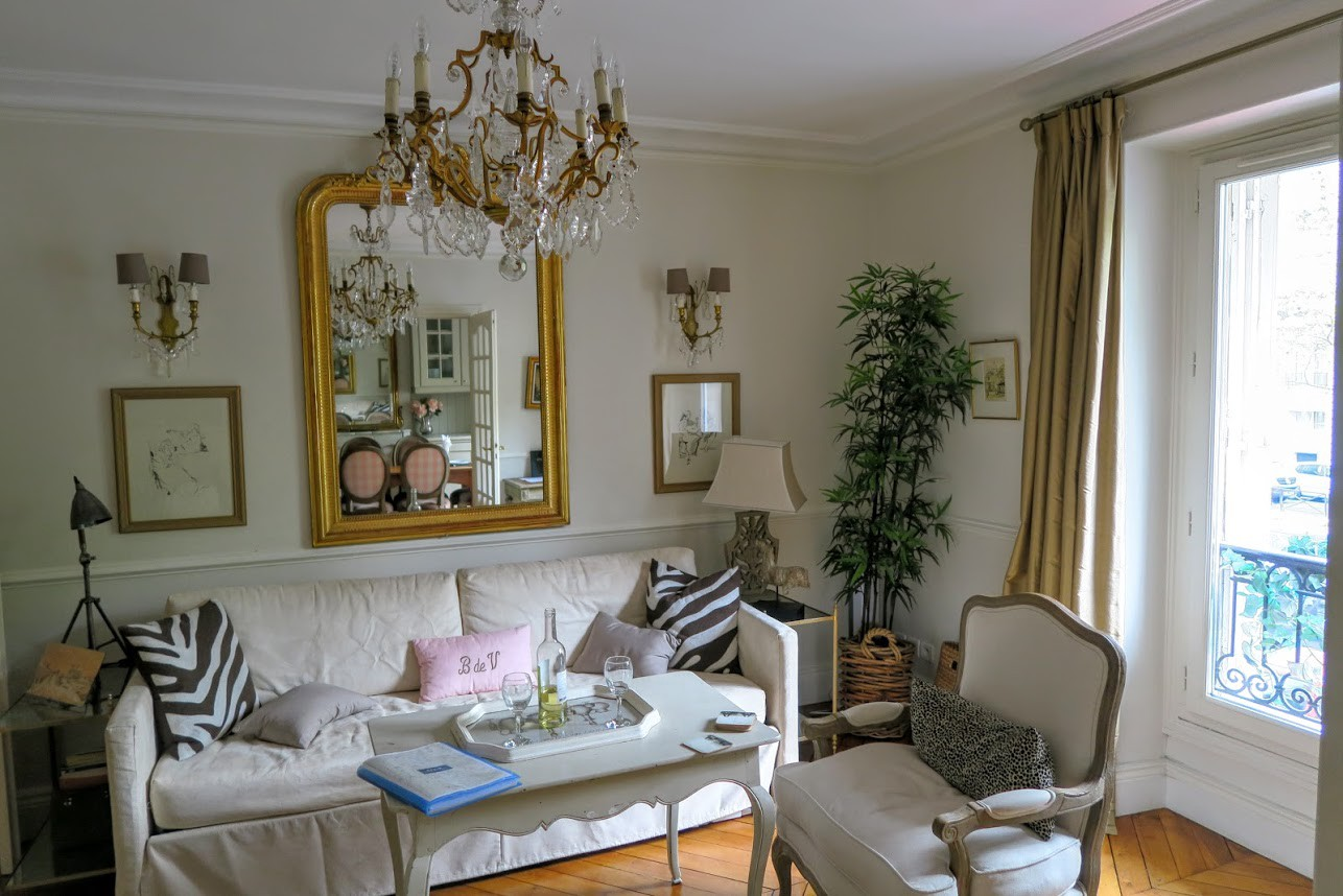 Experience paris like a local with your own picture perfect pied à terre