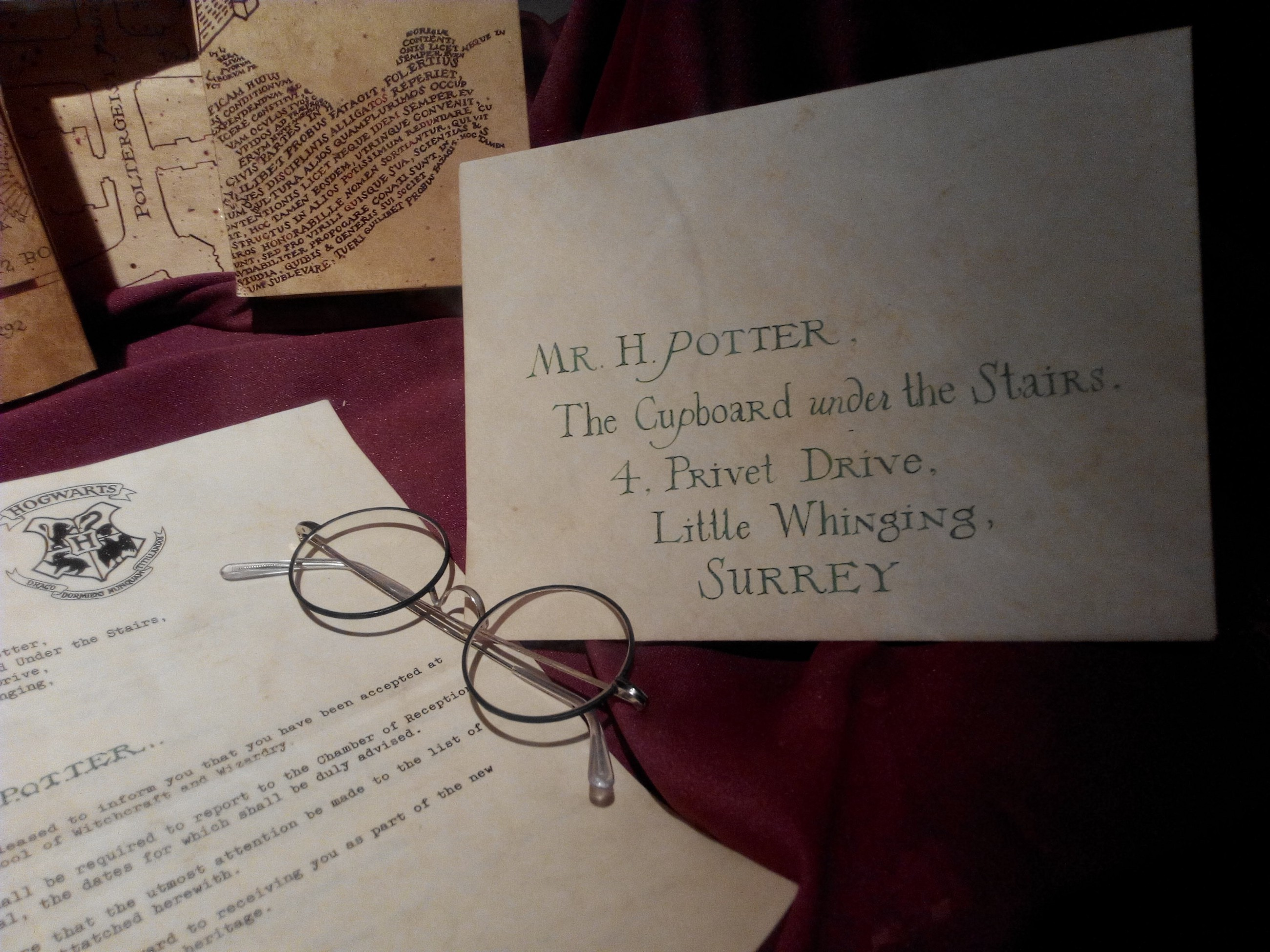 10 Things From Harry Potter That Actually Exist  E2 9a A1 Ef B8 8f