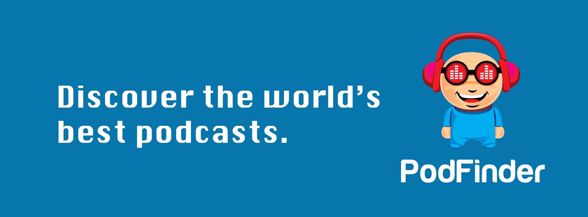 Introducing PodFinder—A new way to discover great podcasts