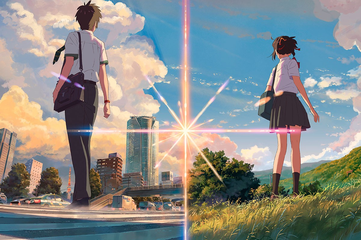 And What If Like A Dream You Later Woke Up Back In Your Own Anime Director Makoto Shinkai 5 Centimeters Per Second Tells The