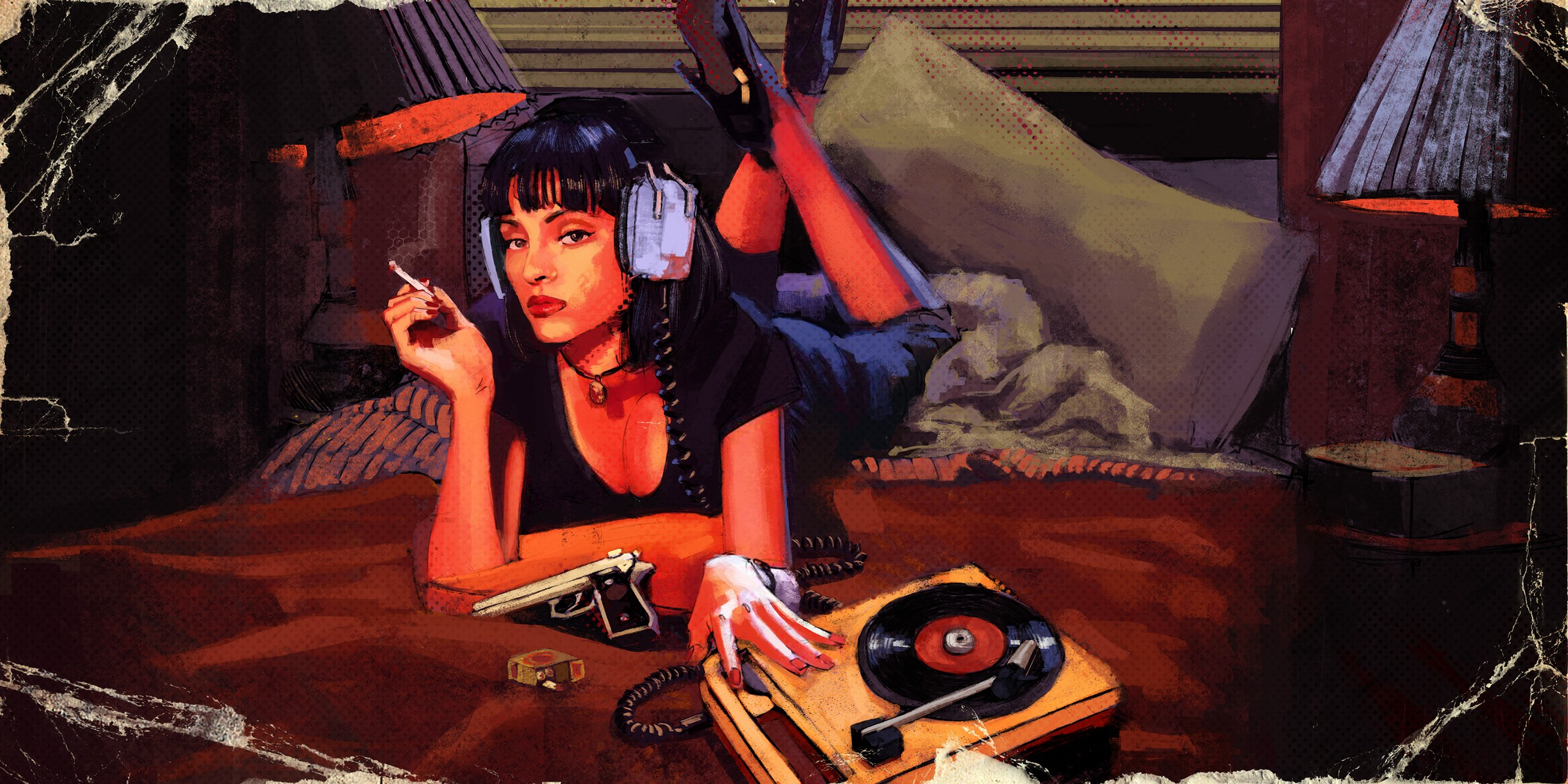 you never can tell pulp fiction mp3