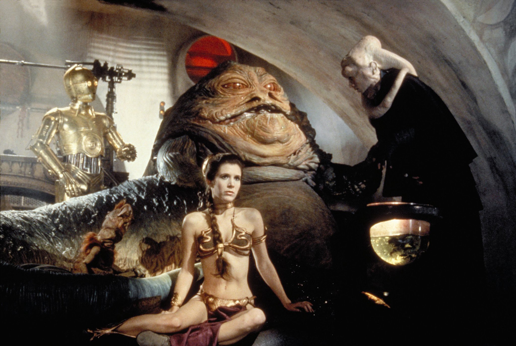 Musings on Princess Leia's Bikini