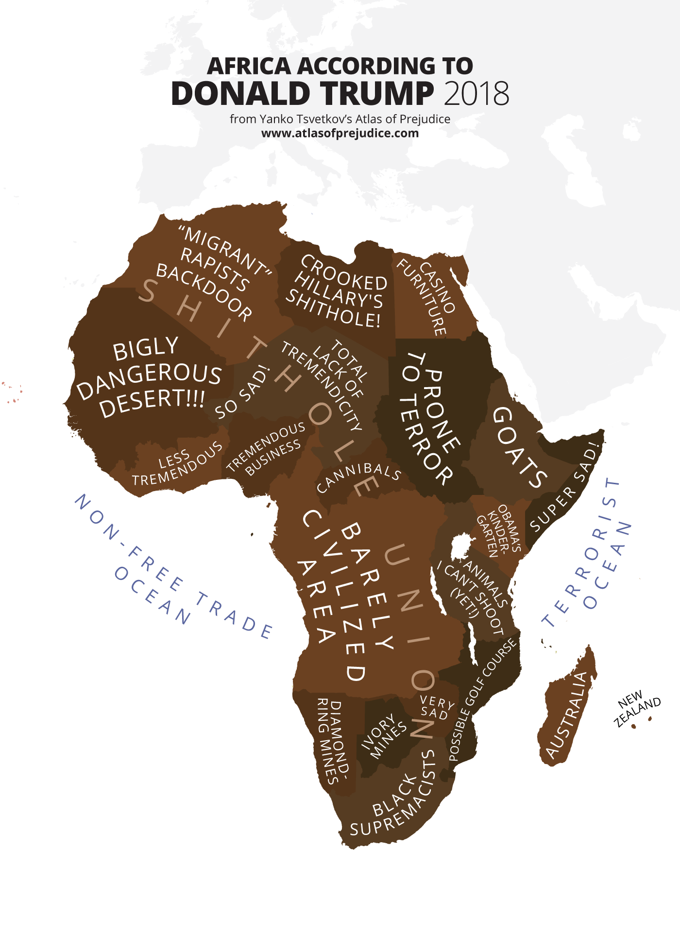 Africa According To Donald Trump