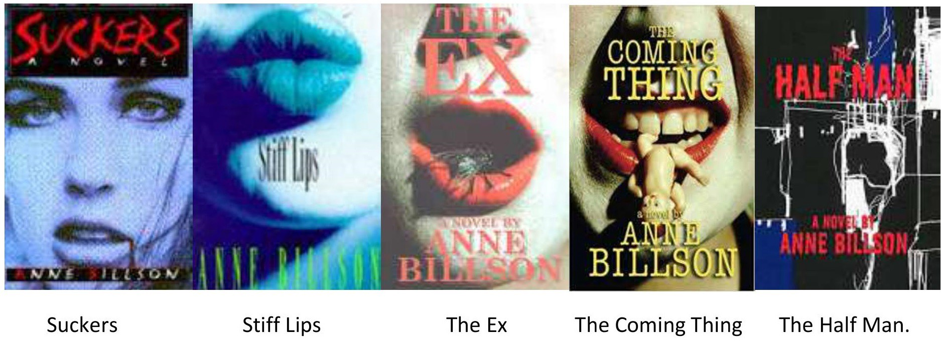 What are you reading? With Author Anne Billson