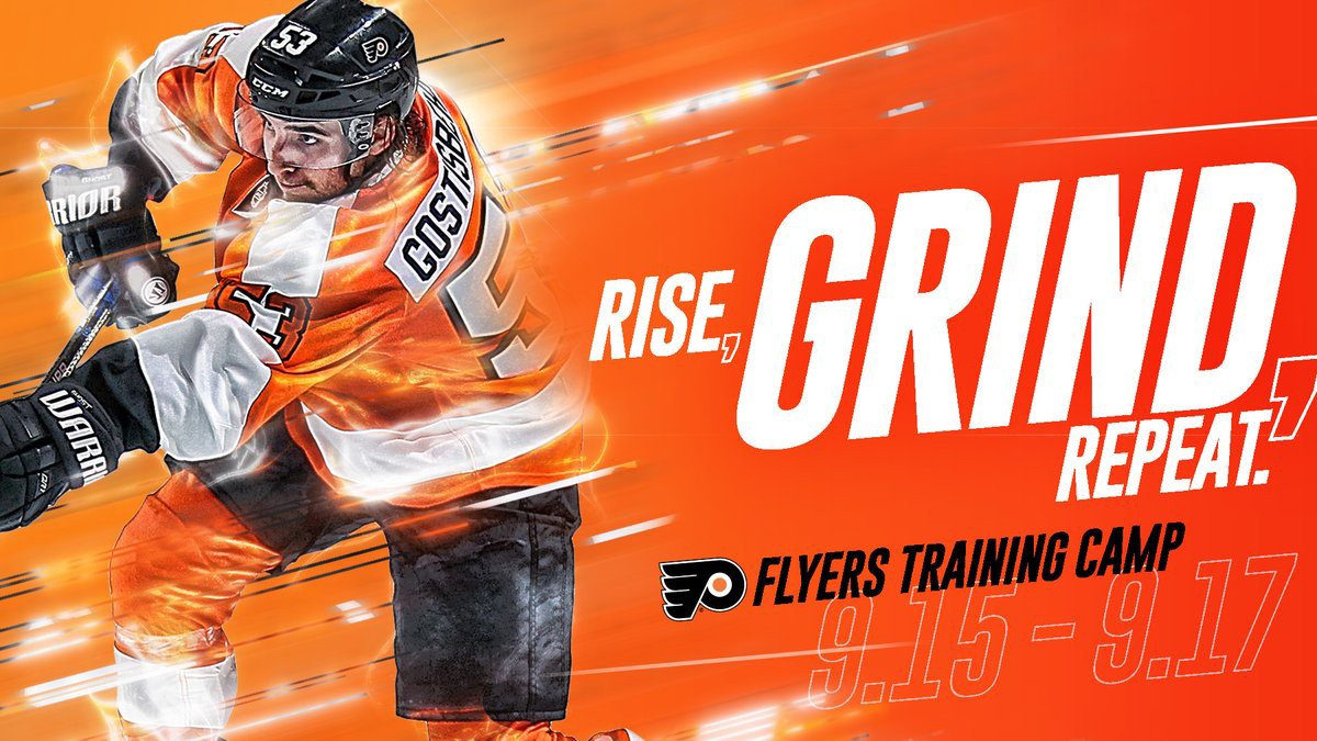 8a1b934fd80 2016 Philadelphia Flyers Training Camp Roster Edition