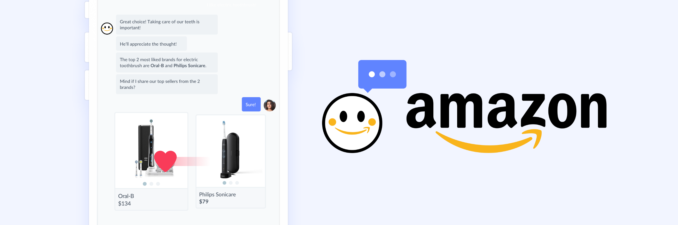 Design A Chatbot For Shopping On Amazon Ux Collective