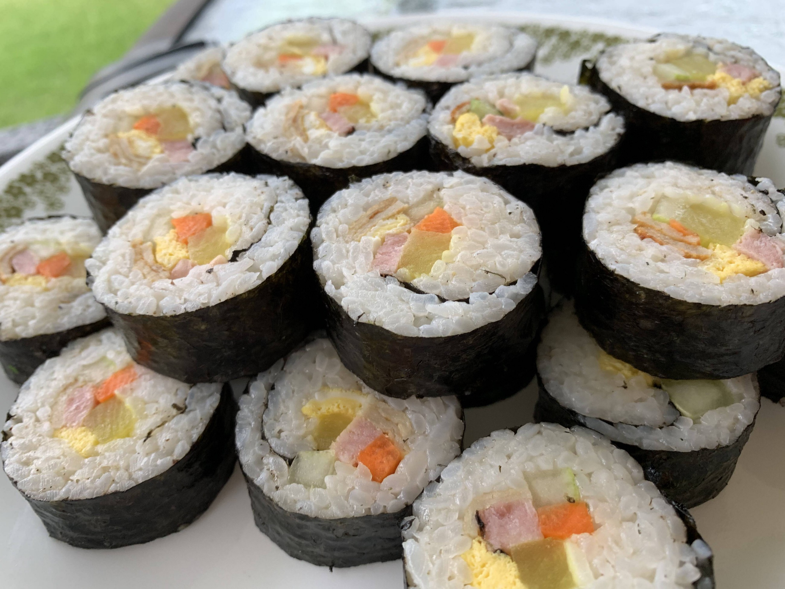In Praise of Gimbap—Which Is Not Korean Sushi