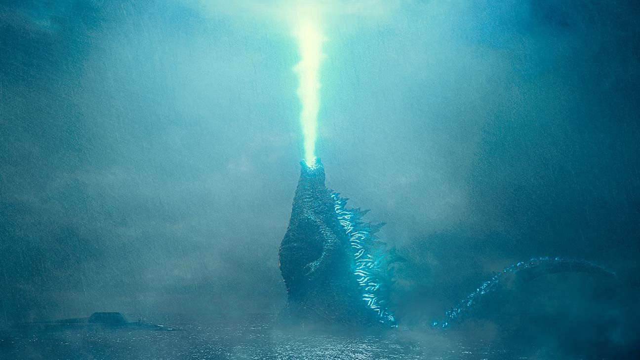 96d97e4c206 There's a moment early on in Godzilla: King of the Monsters when Millie  Bobby Brown's character, de facto human protagonist Madison Russell, is  brought into ...