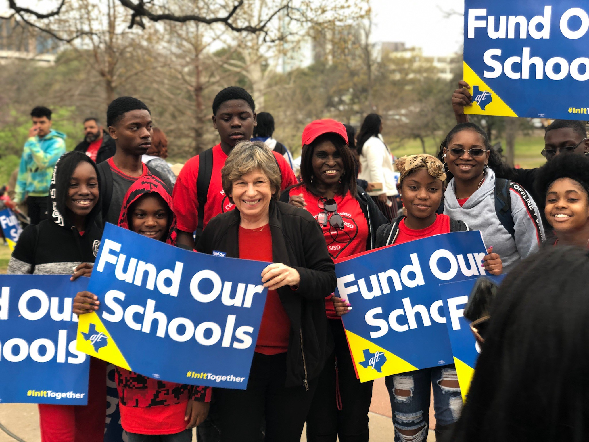 Investing in the schools our children deserve