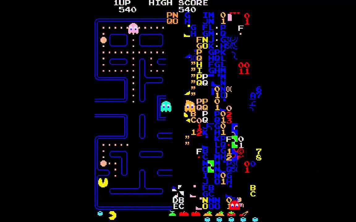 buy cheap bcacf 22998 PacMans ghosts disappear into a kill screen, caused by an integer overflow  on the games 256th level.
