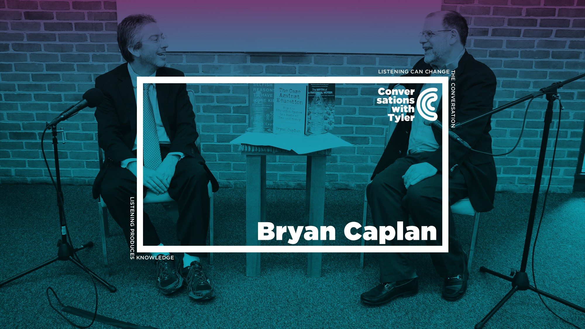 447a897225787e Bryan Caplan on Learning across Disciplines (Ep. 40 - Live at Mason Econ)