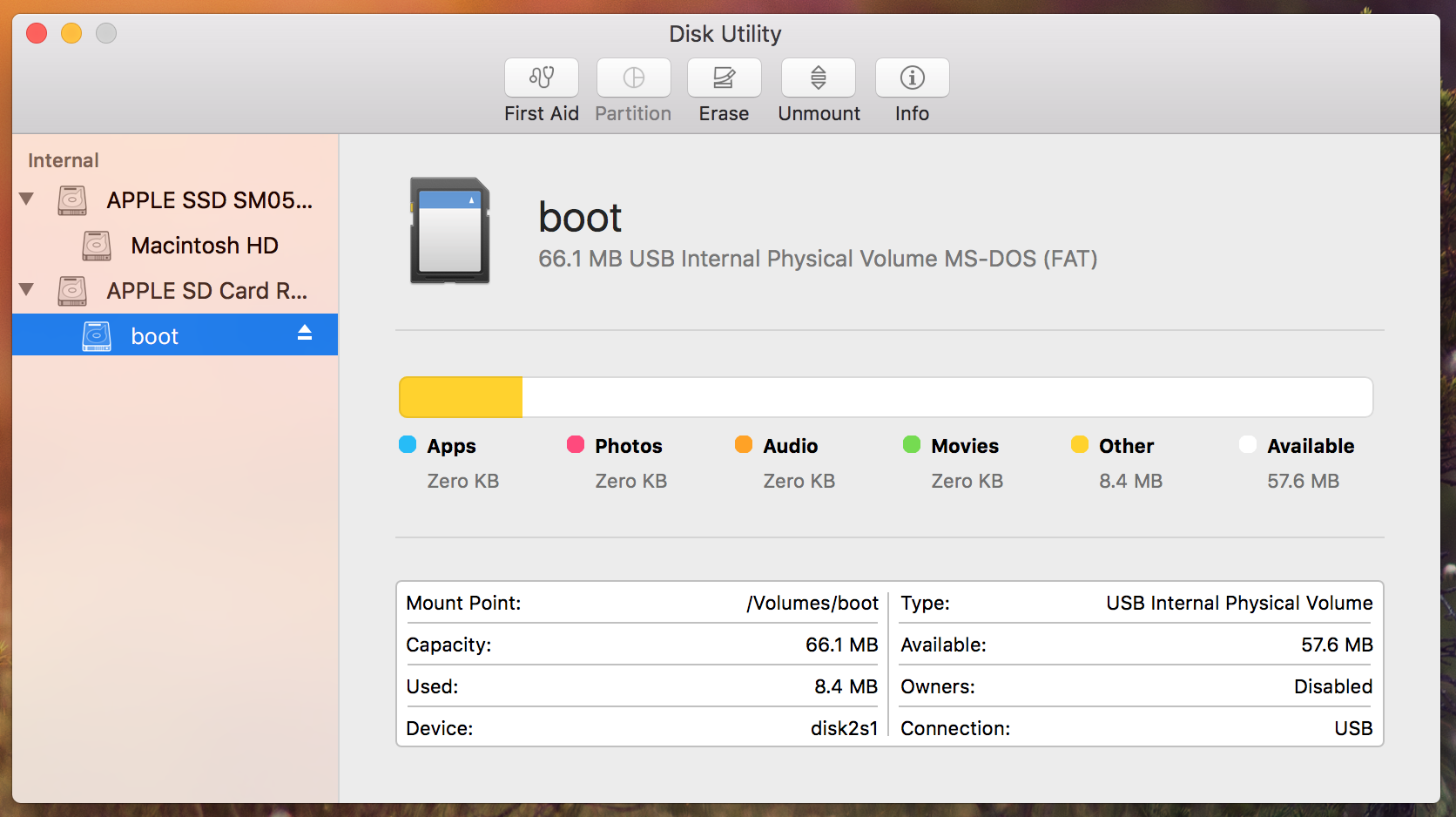 How to make a bootable usb on mac using disk utility | How