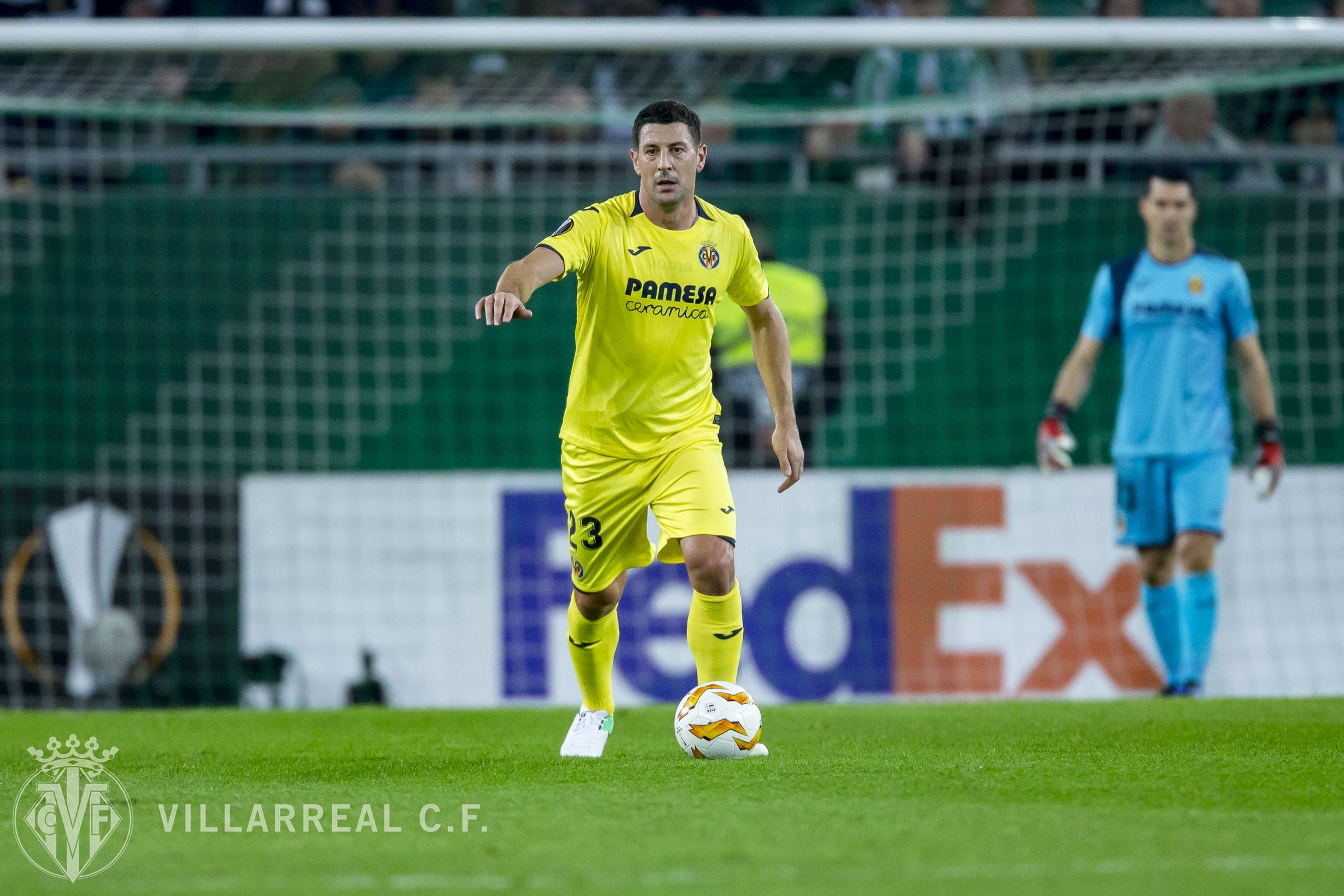 Daniele Bonera Experience And Class Villarreal Cf Off The Pitch